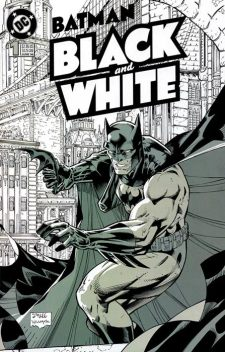 Batman Black and White 1 InvestComics