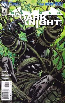 Batman The Dark Knight #4 2012 InvestComics