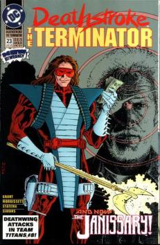 Deathstroke The Terminator #23 InvestComics