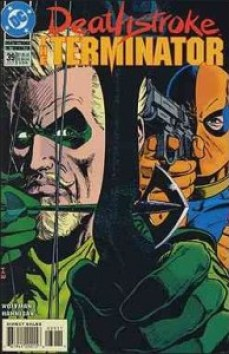 Deathstroke The Terminator #39 InvestComics