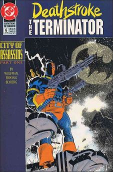 Deathstroke The Terminator #6 InvestComics