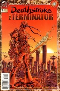 Deathstroke The Terminator Annual 3 InvestComics