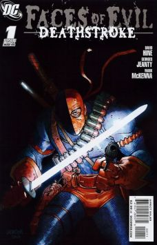 Faces of Evil Deathstroke #1 InvestComics