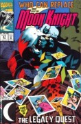 Marc Spector Moon Knight 47 InvestComics