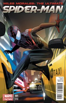 Miles Morales Ultimate Spider-Man #1 InvestComics