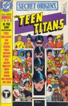 Secret Origins Featuring The Teen Titans #3 InvestComics