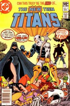 The New Teen Titans #2 InvestComics