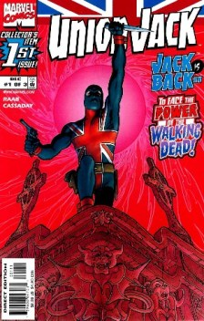 Union Jack #1 InvestComics