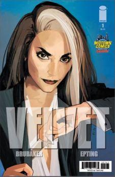 Velvet #1 InvestComics