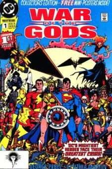 War of The Gods #1 InvestComics