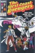 West Coast Avengers 21 InvestComics