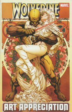 Wolverine Art Appreciation One-Shot Canvas Cover InvestComics