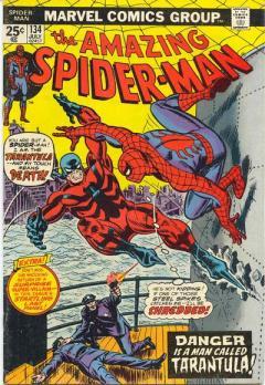 Amazing Spider-Man #134 InvestComics