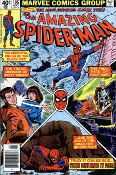 Amazing Spider-Man #195 InvestComics