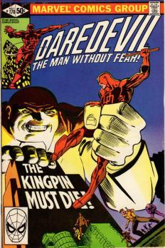 Daredevil #170 InvestComics