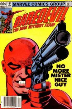 Daredevil #184 InvestComics