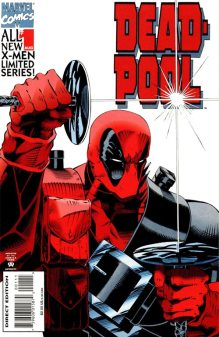 Deadpool #1 1994 InvestComics