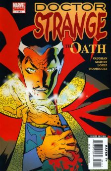 Doctor Strange The oath InvestComics