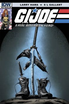 GI Joe #215 InvestComics