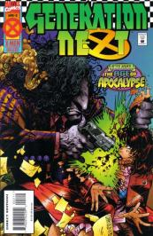 Generation Next #2 1995 InvestComics