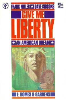 Give Me Liberty #1 InvestComics