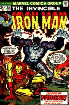 Iron Man #56 InvestComics