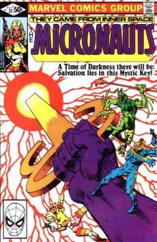 Micronauts #31 InvestComics