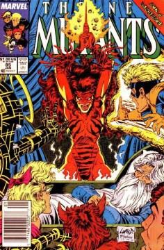 New Mutants #85 InvestComics