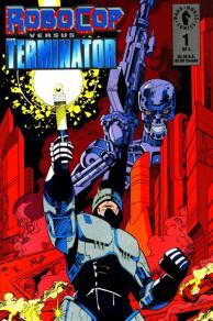 Robocop versus Terminator InvestComics