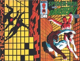 Spider-Man and Daredevil Special Edition #1 InvestComics