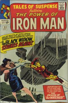 Tales of Suspense #53 InvestComics