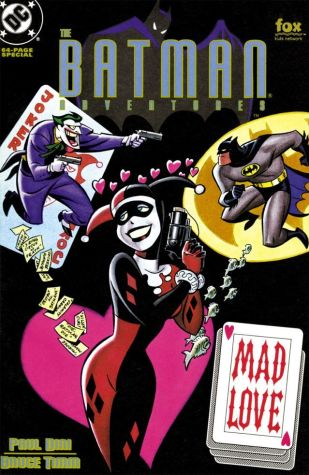 The Batman Adventures Mad Love 1 InvestComics