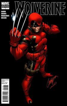 Wolverine #1 2010 InvestComics