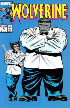 Wolverine #8 InvestComics