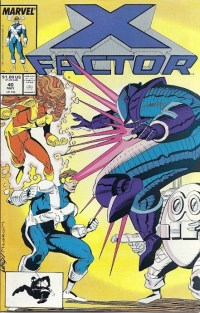 X-Factor #40 InvestComics