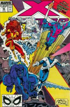 X-Factor #50 InvestComics