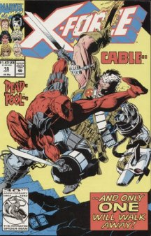 X-Force #15 InvestComics