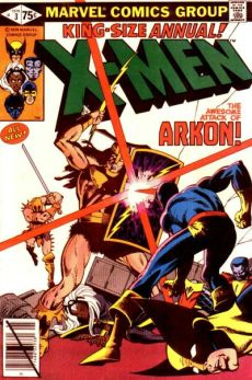 X-Men Annual #3 InvestComics