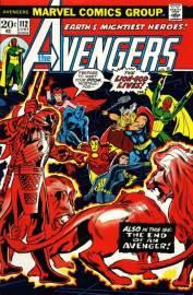 Avengers 112 InvestComics