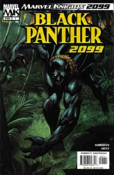 Black Panther 2099 1 InvestComics