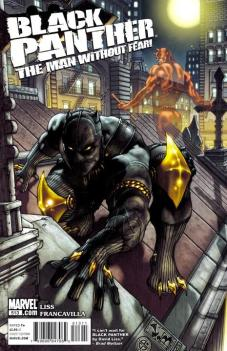 Black Panther Man Without Fear 513 InvestComics