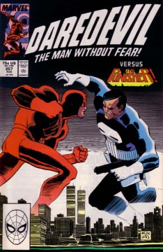 Daredevil #257 InvestComics