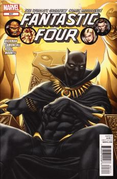 Fantastic Four 607 InvestComics