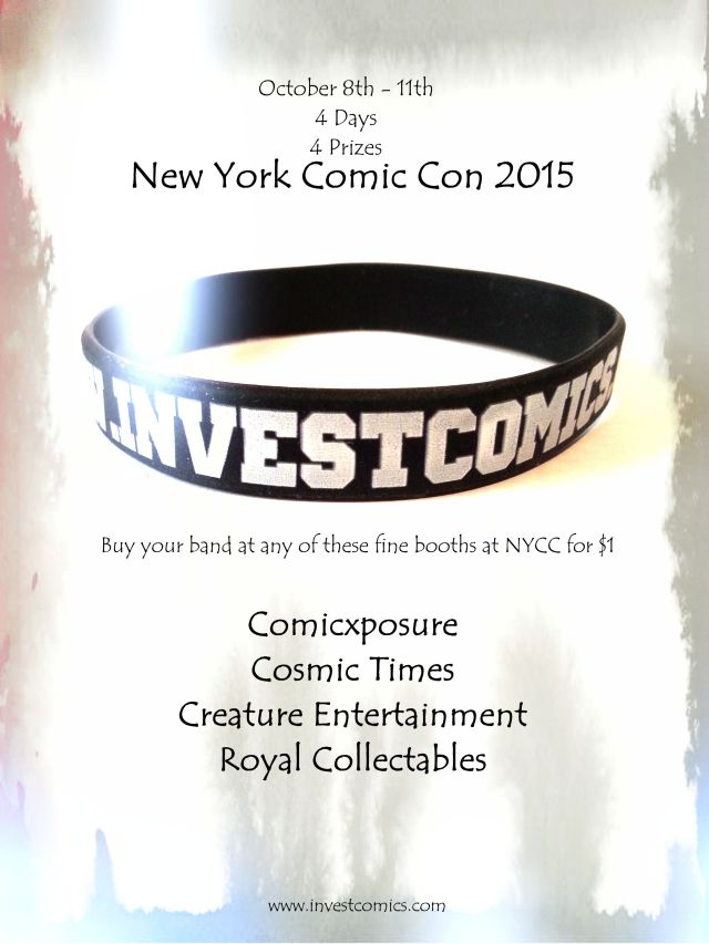 IC Band NYCC new JULY 26
