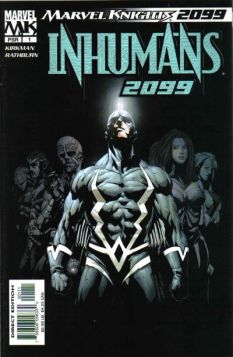 Inhumans 2099 1 InvestComics