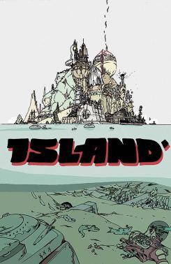 Island 1 InvestComics