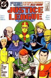 Justice League 1 InvestComics