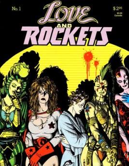 Love and Rockets 1 InvestComics