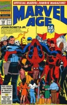 Marvel Age #108 InvestComics