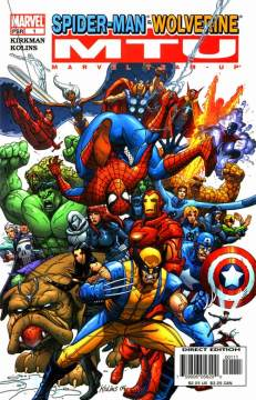 Marvel Team-Up 1 InvestComics